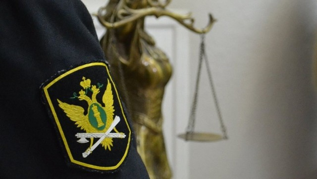 Как подать заявление судебным приставам через госуслуги?